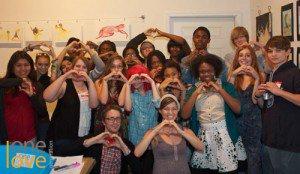 One Love - Atlanta Art Education