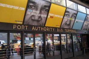 NY NJ Port Authority Bus Terminal