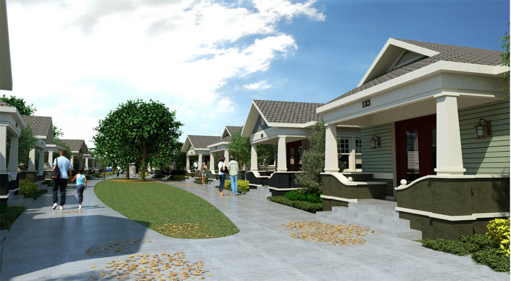 Senior cottages