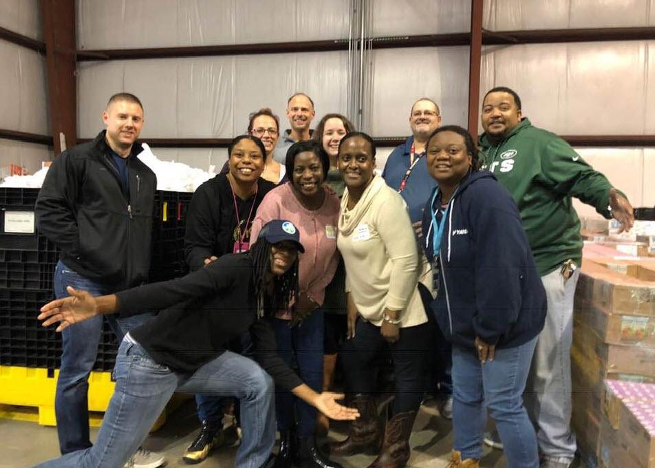 Yardi Raleigh Inter-faith Food Shuttle