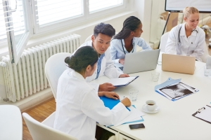 For EHR systems, workplace training is essential.