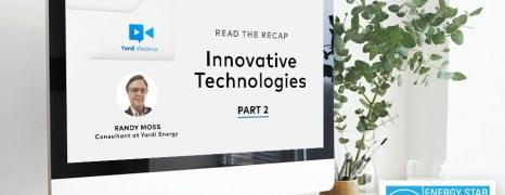 ENERGY STAR Talks Tech