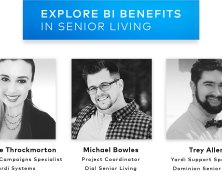 BI for Senior Living