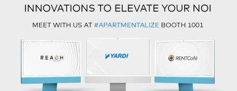 Yardi at Apartmentalize